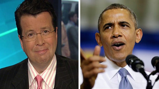Cavuto: Mr. President, we at Fox News are not the problem