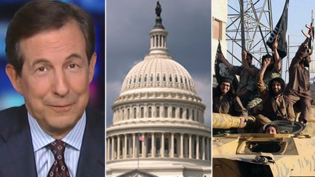 Chris Wallace on why Congress won't vote for war on ISIS