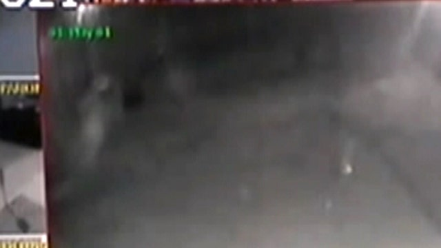 Is that a ghost? Cops claim they 'caught' supernatural being