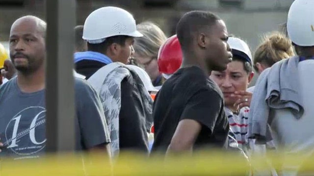 FBI probing beheading at Okla. food distribution center