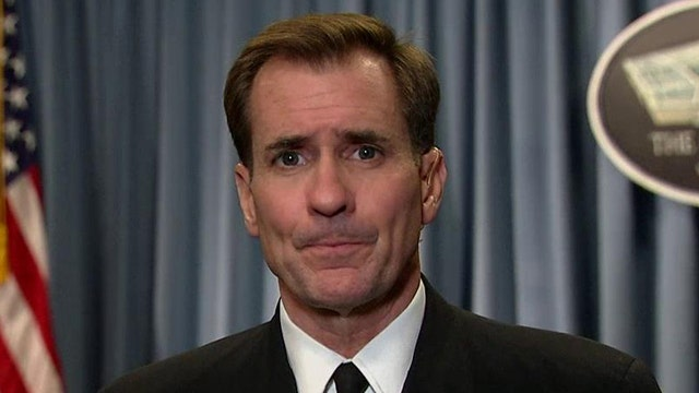 Rear Admiral John Kirby discusses growing threat from ISIS