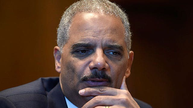 Breaking down Eric Holder's legacy