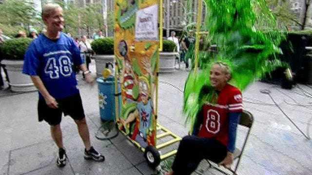 'Fox & Friends' gets slimed