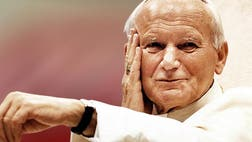 Karol Wojtyla – John Paul II's given name – was a living saint, one of those rare creatures who walk among us reflecting the love God has for us all by their everyday lives and actions.