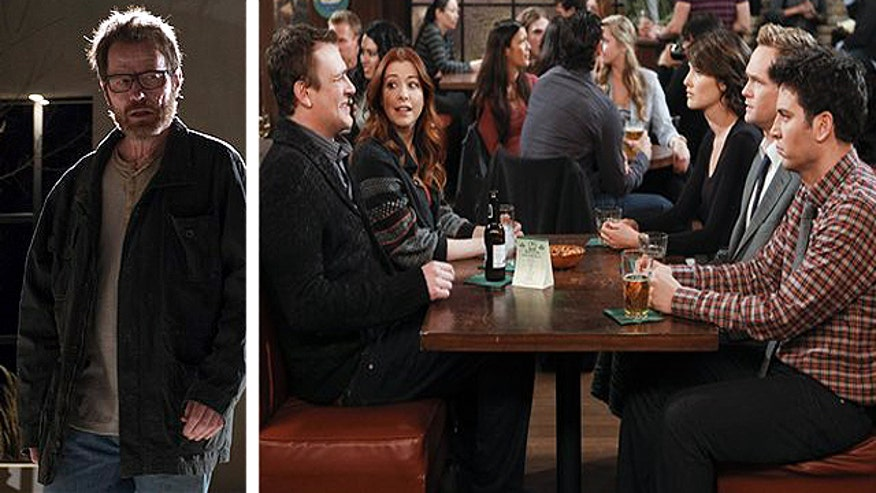 Fans say goodbye to 'Breaking Bad,' 'How I Met Your Mother'