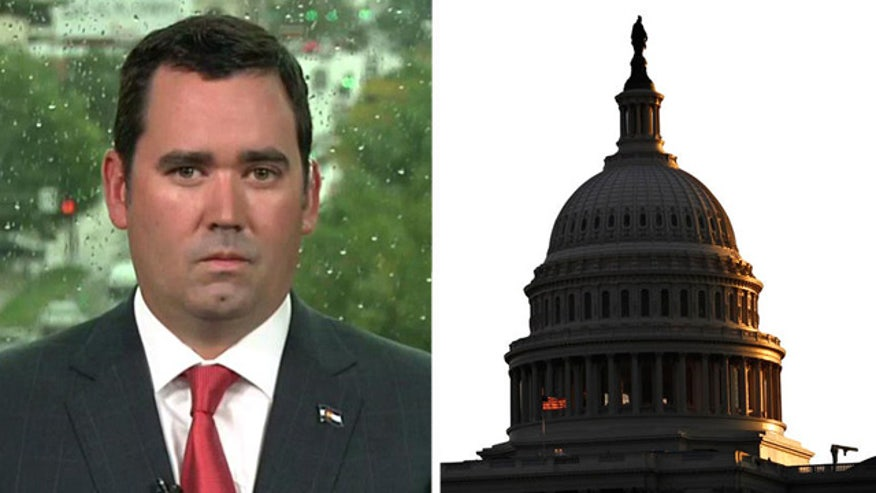 Walker Stapleton reacts to the White House's plan to help the city