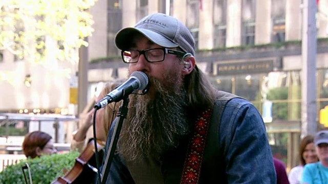 Crowder on playing with passion