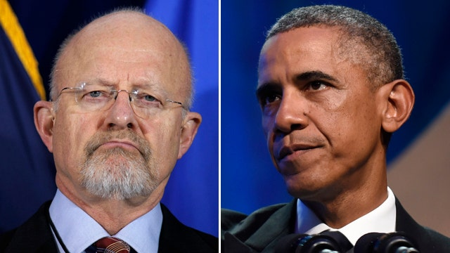 Obama says intel officials 'underestimated' rise of ISIS
