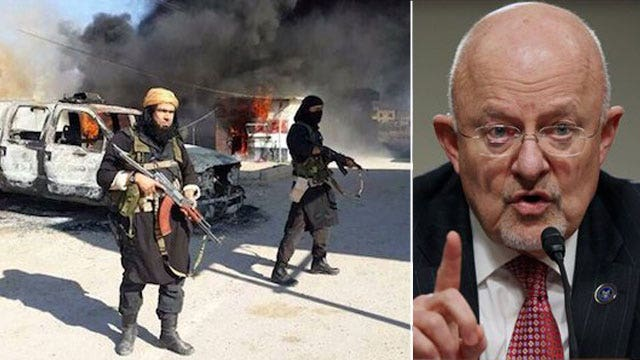 Clapper to blame for ISIS intelligence failure?
