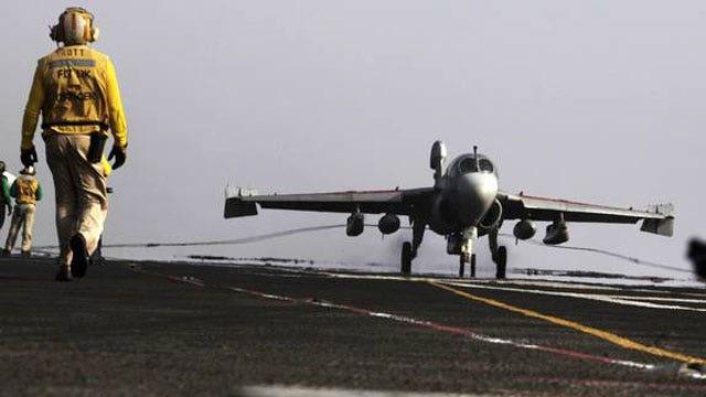 Pentagon to update status of ISIS airstrikes