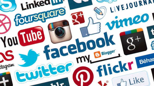 Maximizing exposure through social media