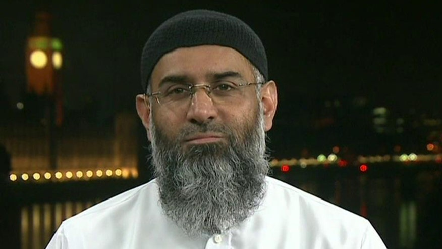 London imam's first U.S. interview after being released from jail