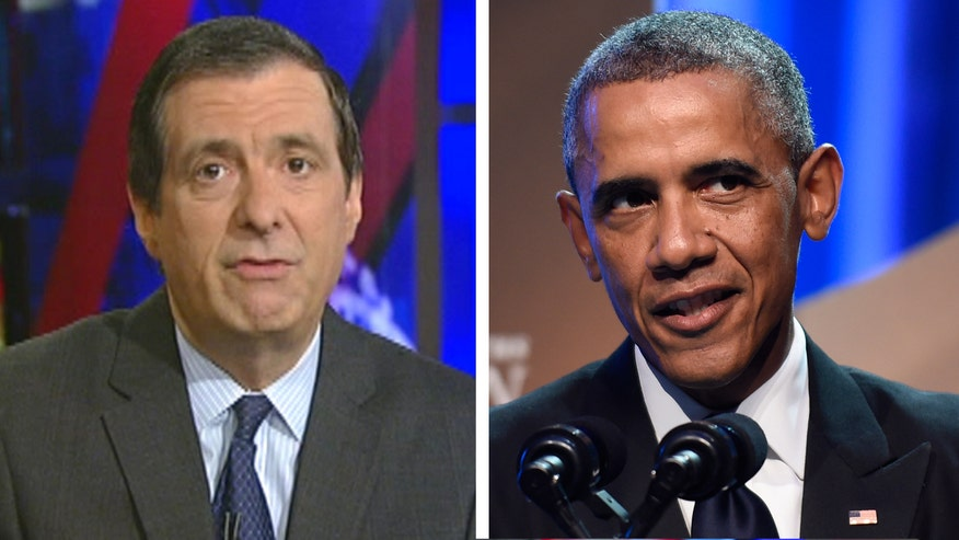 'Media Buzz' host on Obama's credibility gap