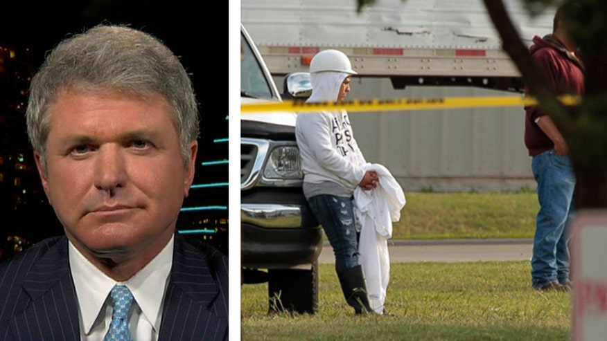 Congressman reacts to Okla. workplace beheading