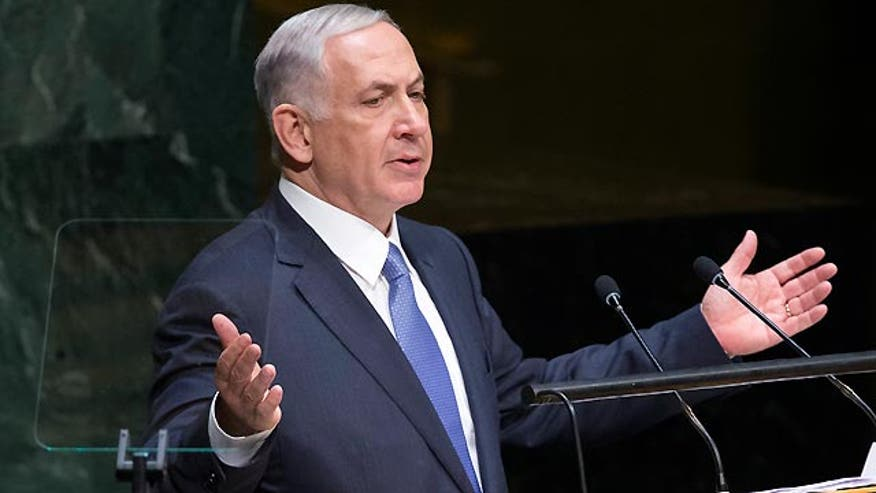 Eric Shawn reports on the Israeli Prime Minister's U.N. address
