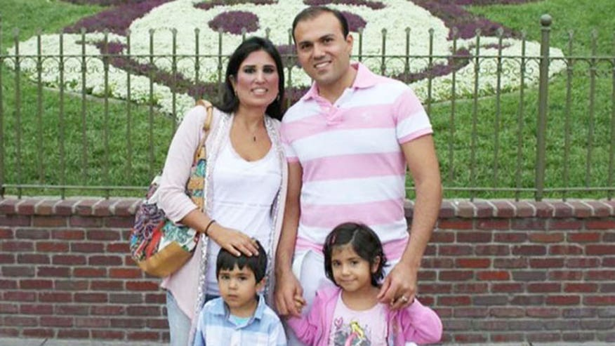 Wife of Saeed Abedini reacts to 'encouraging news'