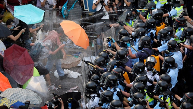 How pro-democracy protests in Hong Kong affect US