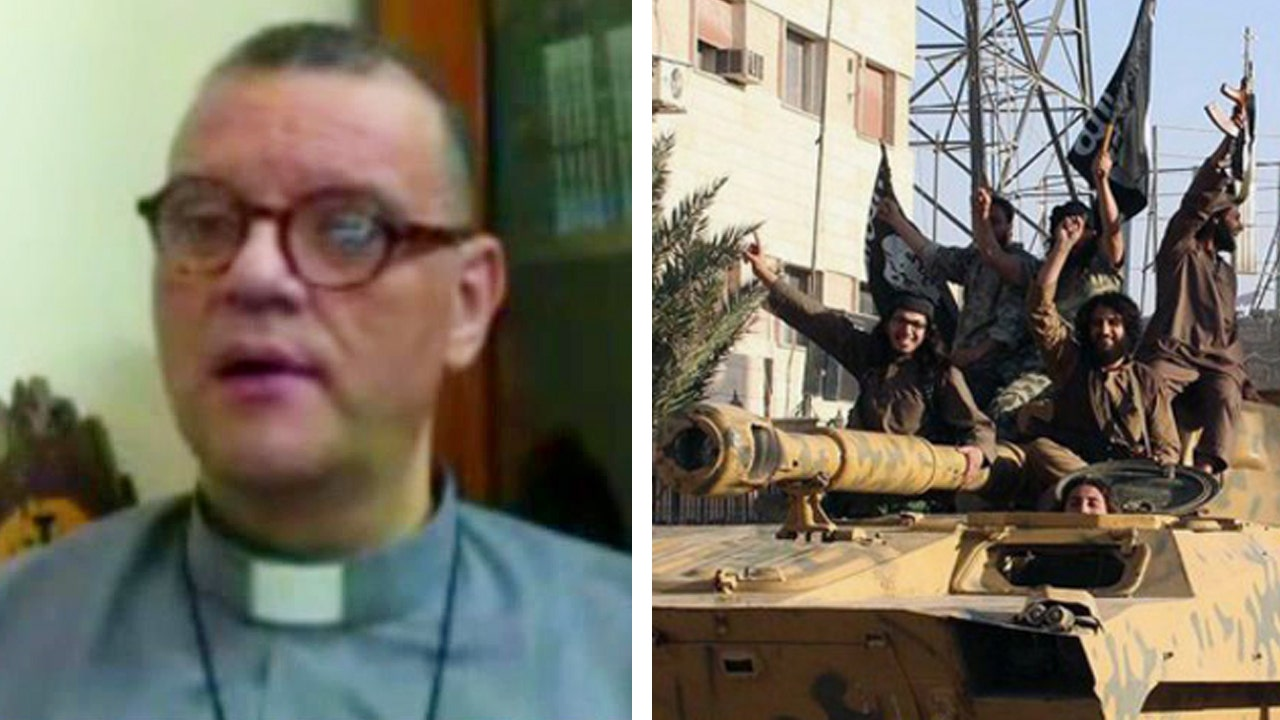 Canon Andrew White describes ISIS danger in Iraq