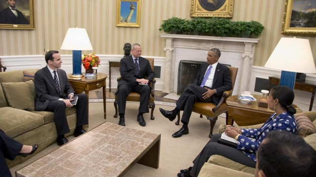 Obama passes the buck on ISIS but did he ignore his intel?