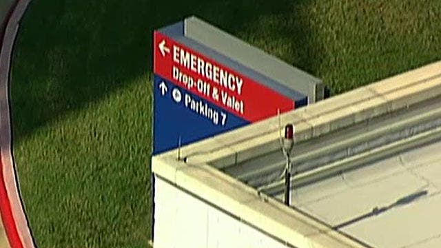 Man in Dallas has first diagnosed case of Ebola in the US