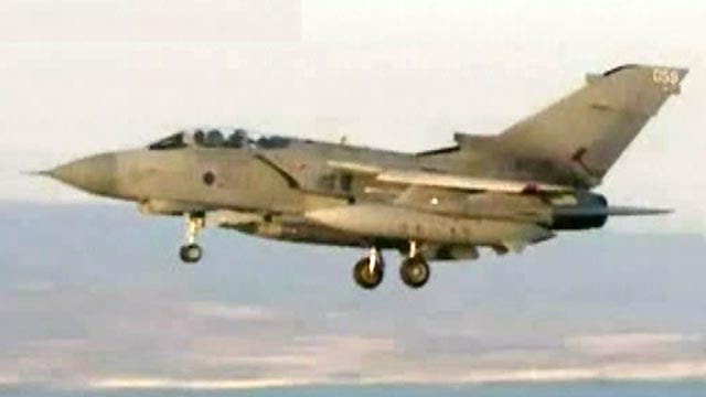 UK launched first airstrikes against ISIS in Iraq