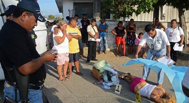 Bias Bash: Media silent on Mexico drug cartel violence