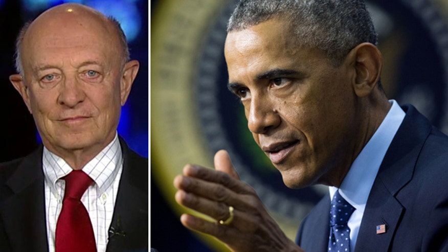 James Woolsey questions if president was 'paying attention' to assessments