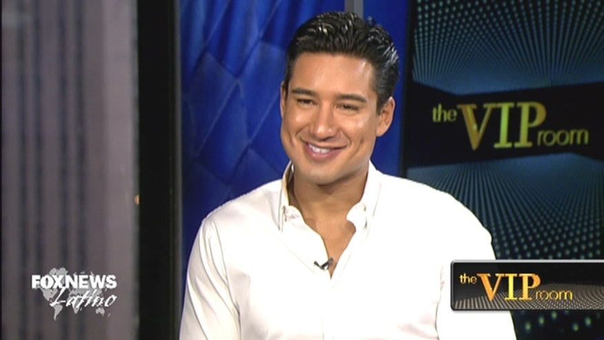 "Mario Lopez opened up about growing in Chula Vista, ""Saved by the Bell"" and more in his new memoir ""Just Between Us"""