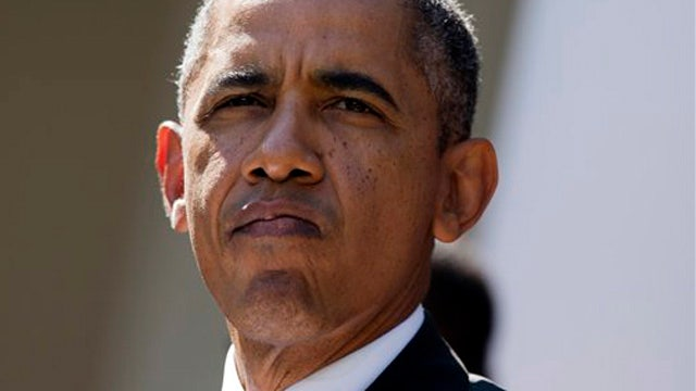Is Obama really the one on an 'ideological crusade'?