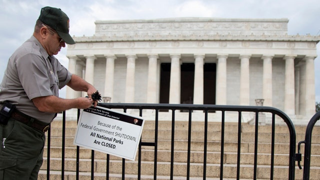 Congress misses deadline, sending government into partial shutdown