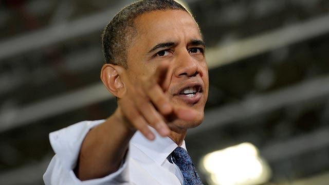 Obama's 'pass-the-buck' presidency gets pushback