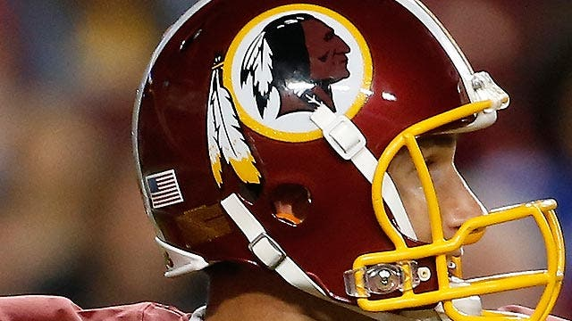 Will FCC try to ban saying Washington Redskins on radio, TV?