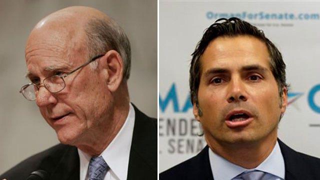 Does battle for control of the Senate hinge on Kansas?
