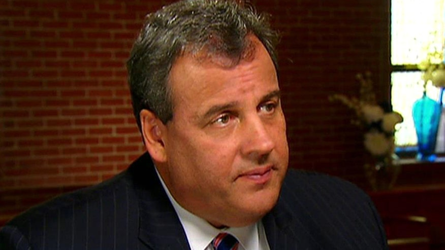 New Jersey governor sits down with Martha MacCallum