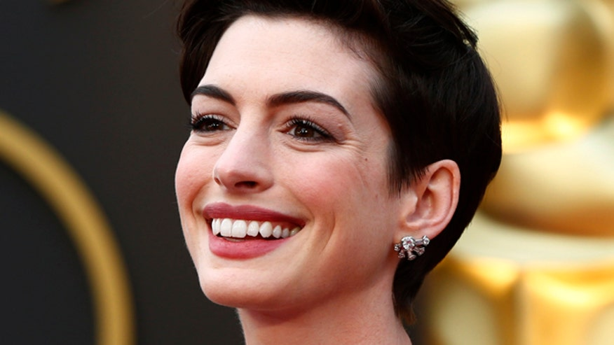 Anne Hathaway said fame really screwed her up