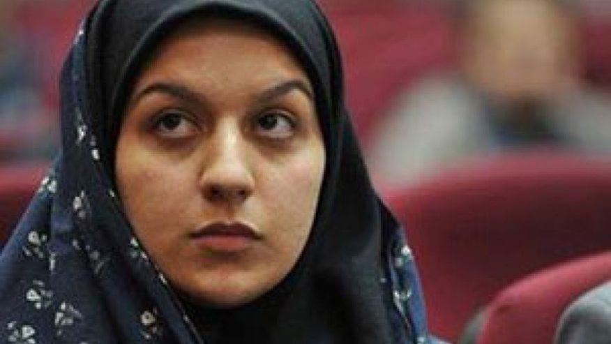 Mother speaks on behalf of daughter Rayhaneh Jabbari, who was sentenced to death in Iran