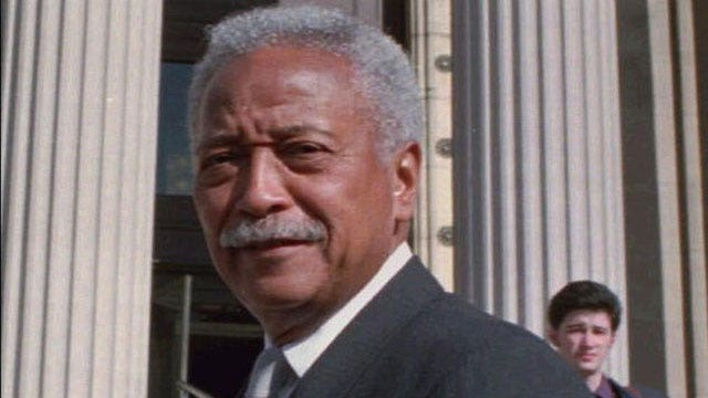 David Dinkins opens up
