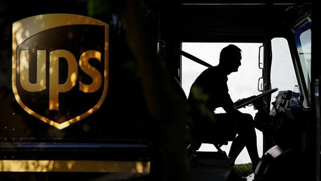 Why UPS trucks don't make left turns