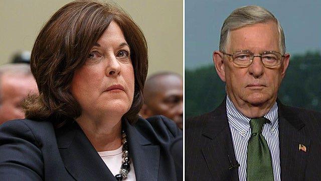 Former Secret Service director on Pierson's resignation