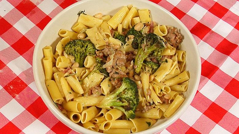 Country sausage pasta recipes