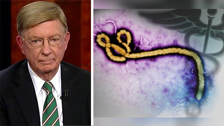 "George Will said on ""Special Report with Bret Baier"" that while the American public wants to feel confident in the government's handling of the Ebola situation, the government simply hasn't shown it's trustworthy."