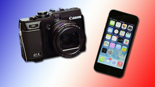 The case for cameras in the age of the smartphone