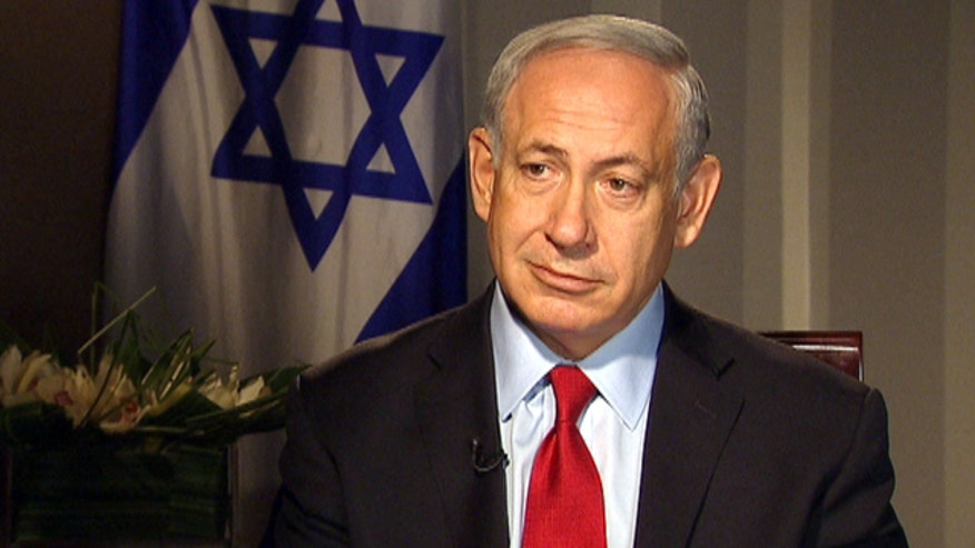 Israeli prime minister on being wary of the new, moderate Iranian president, US conflict with Syria, his UN General Assembly address and more