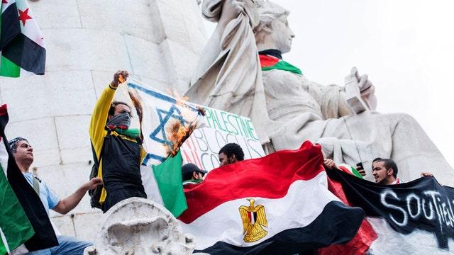 New rise of anti-Semitism in Europe?