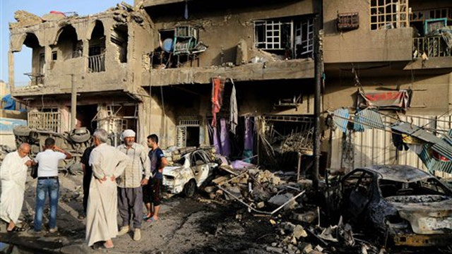 Baghdad priest: Iraqis in city fear possible ISIS attack
