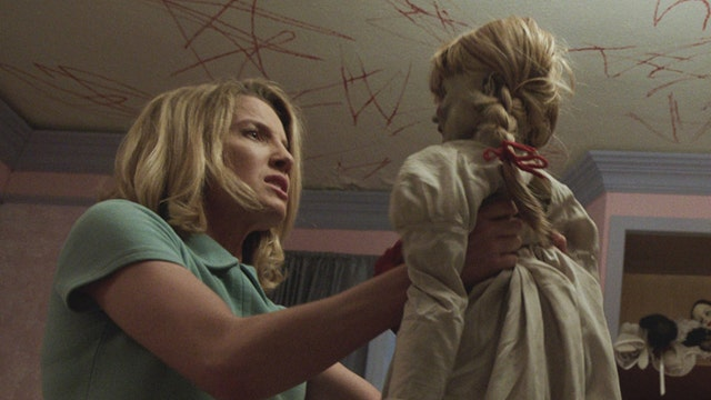 'Annabelle' reveals 'The Conjuring's terrifying backstory