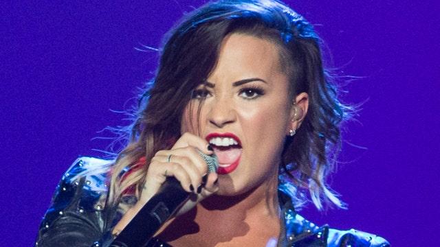 Demi Lovato feels the love