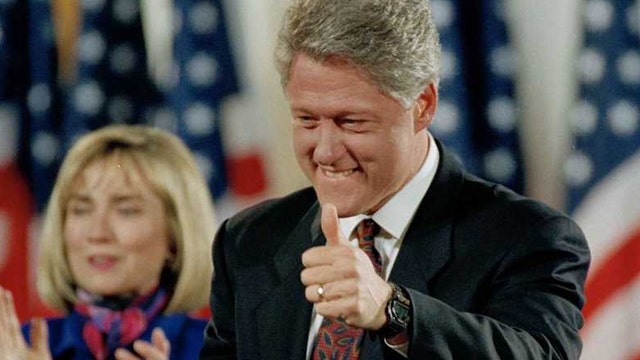 Lessons from Bill Clinton's run for the White House