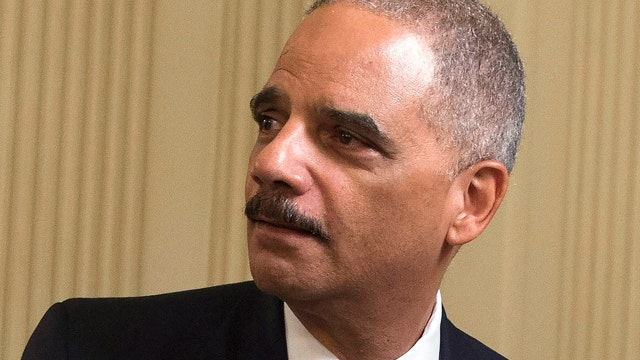 House committee seeks new contempt charge for AG Holder