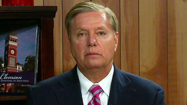 Look Who's Talking: Sen. Graham's Obama mistrust